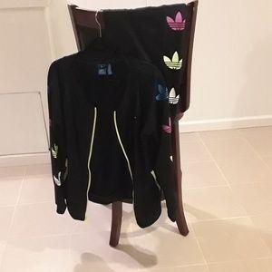 Adidas capri set